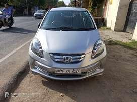 Honda Amaze 2015 Diesel Well Maintained dono flip key hai