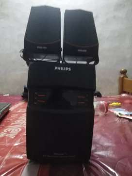 Phillips home theatre 2.1