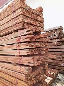 Jual kayu kruing, kamper, bengkirai