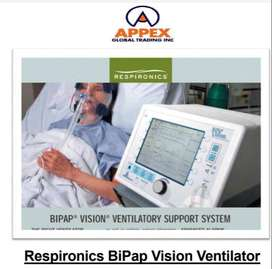 BiPap/CPape/C-Pape Ventilation support system (USA Imported)