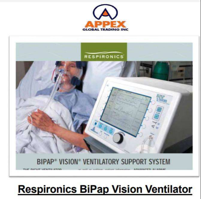 BiPap/CPape/C-Pape Ventilation support system (USA Imported) 0