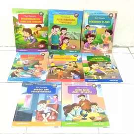 Buku Sekolah Tematik Kelas 3 SD Buku Kelas 3 Tematik Kurikulum2013