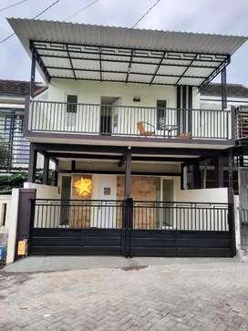 Rumah kos dijual strategis dekat kampus Malang