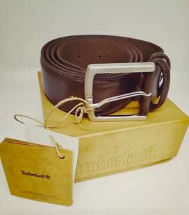 Mens belt leather Timberland M 1968 kualitas ORI like new