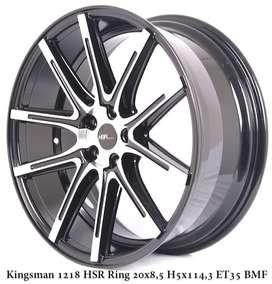 KINGSMAN 1218 HSR R20X85 H5X114,3 ET35 BMF