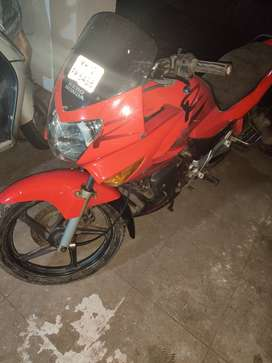 Karizma R (red) for sale in koregaon park .