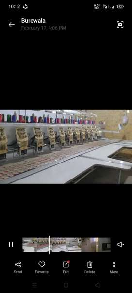 great embroidery machine 24head
