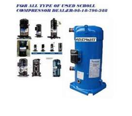 SPLIT-AC COMPRESSOR(USED)ONLY WHOLESALER,WE DEALS IN ALL TYPE OF US