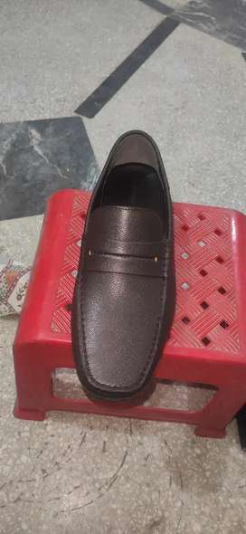 Hush papies leather shoes for sale