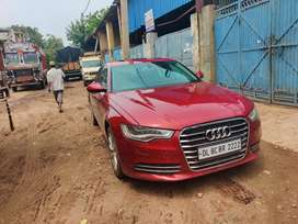 Audi A6 2014 Diesel Well Maintained