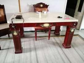 RAJWADI DAINING TABLE
