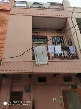 Urgent sell 3 floor 3 bedroom or 1 hall