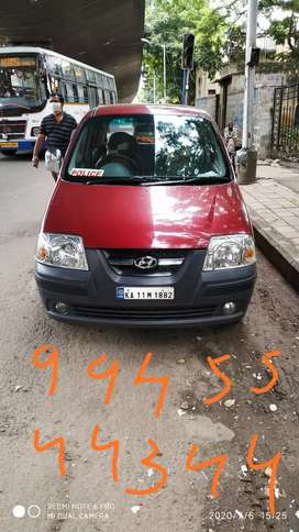 Hyundai Santro Xing for immediate sale