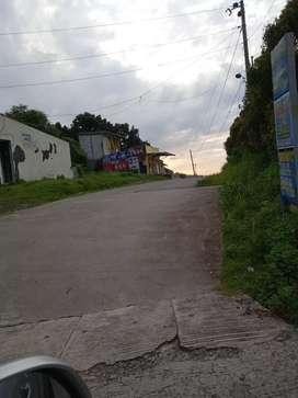 Dijual Tanah Nempel Jl utama perumahan, hook