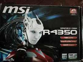 MSI GRAPHICS CARD