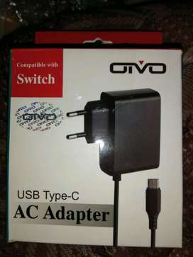 Charger Adapter Nintendo Switch