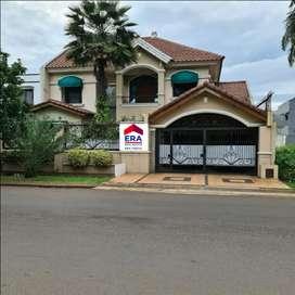 Rumah Cantik Villa Dago Pamulang Tangerang Selatan