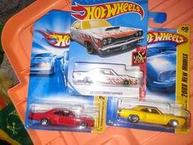 Diecast Hot Item Hotwheels Dodge Coronet Bee