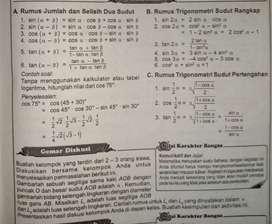 Guru les privat SD SMP SMA matematika fisika kimia di Bali