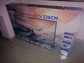 Tv 50 inch full HD haier brand company second led TV