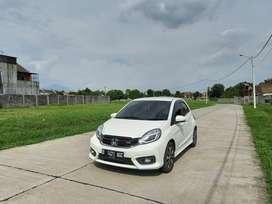 Dp minim 13jt!!! Brio rs manual 2017 white like new!!!