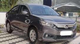 Honda Amaze VX CVT i-VTEC, 2019, Petrol