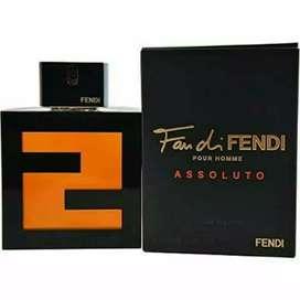 Fendi parfum pour home original