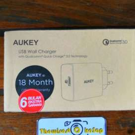 Aukey PA T17 QC3.0 Adapter Adaptor Turbo Charger Qualcomm Quick Charge