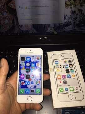 Di jual iphone 5s 16gb