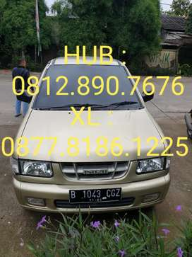 Isuzu panther Ls Turbo Higrade 2,5 Diesel Automatic tahun 2001 coklat