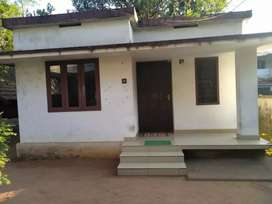 House for sale near to ayurveda college thaikkattussery 32 Lakh