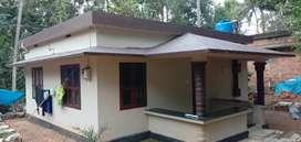 Full finished house