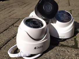 KAMERA 2MP CCTV KOMPLIT