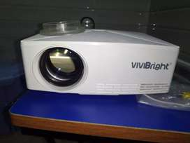 Vivibright c80 projector LED HD 1080 pixel