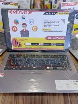 Kredit laptop M509 gratis admin acc hari ini