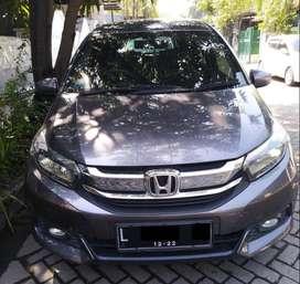 Jual Honda Mobilio E CVT 2017 Akhir