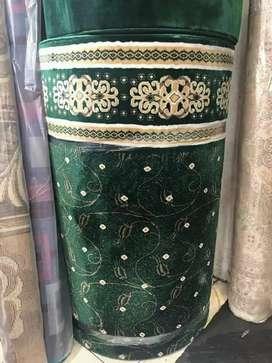 Aneka karpet masjid empuk motif elegan pasang Indramayu