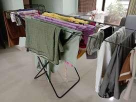 New folding drying clothes stand