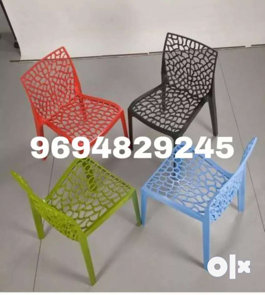 New stylish restaurant chair