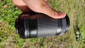 Nikon A-FP DX Nikkor 70-300 mm 1: 4.5-6.3G ED lense 10/10 condition