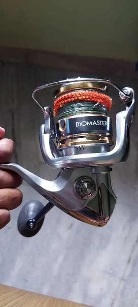shimano biomaster 8000 PG 17.5k negotiable