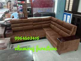 Brand new corner sofa set with 3year's warranty just 28000