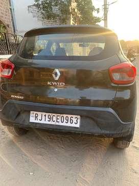 Renault KWID 2017 Petrol 51000 Km Driven