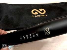 Catok Rambut Merk Glamfinity Kondisi 95%