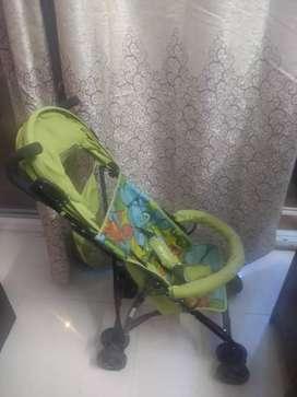 Baby Stroller (Pram)
