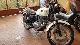 Kawasaki estrella w250 2016 rare