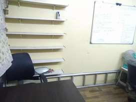 Small classroom space can use for private tution group lecture purpose