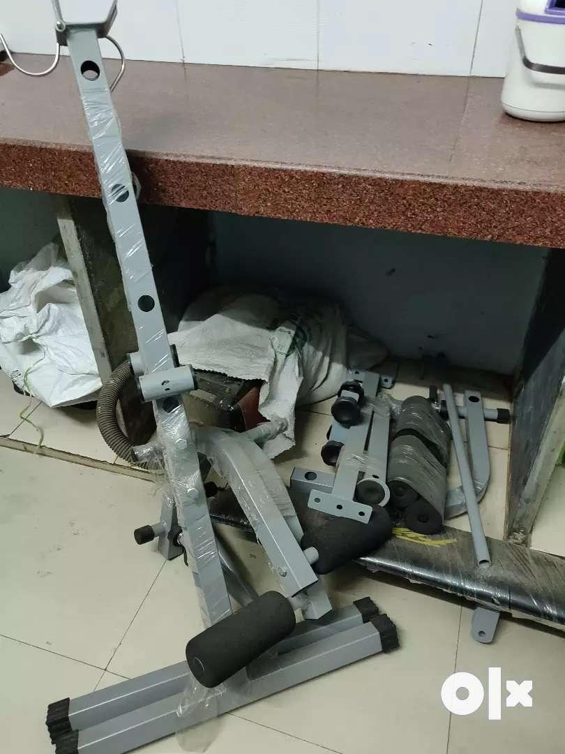 Bench press 0