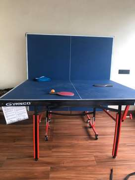 Brand new TT table unused and in great comdirion