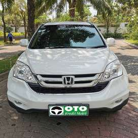 [DP45JT] All New CRV 2.4 AT 2010 Putih